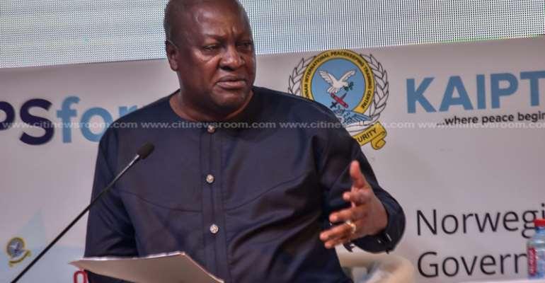 CSE Must Be Withdrawn Immediately – Mahama