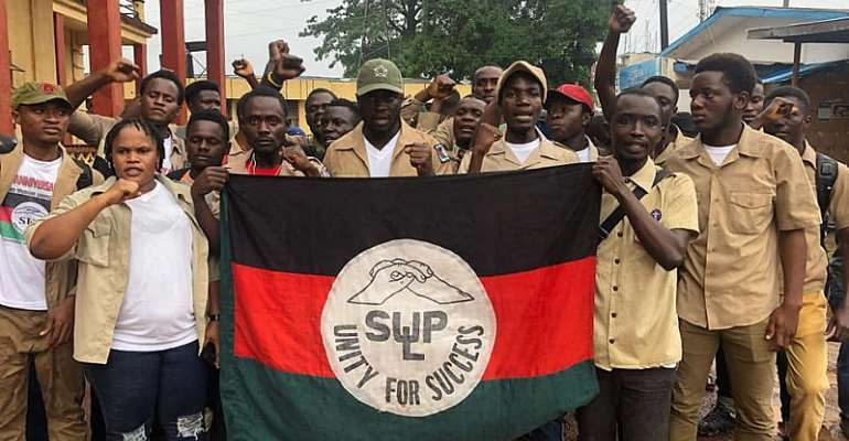 SUP Condemns Ban On Students' Politics, Extends Mandate Of Chairman Mohammed Deygbo
