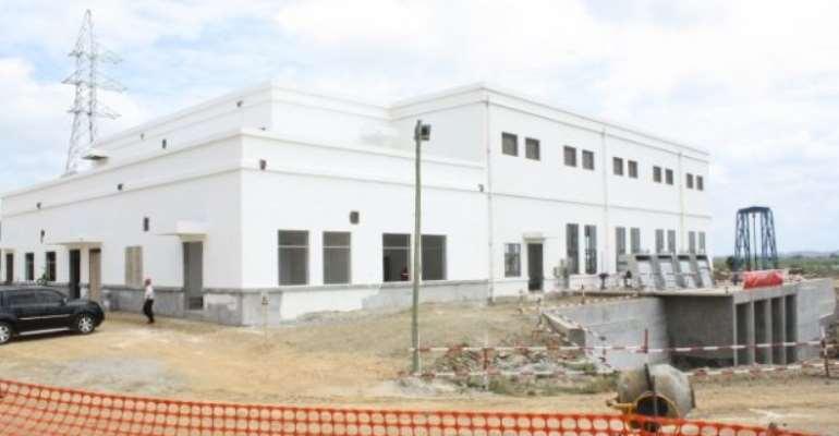 GWCL Shuts Teshie Desalination Plant Again