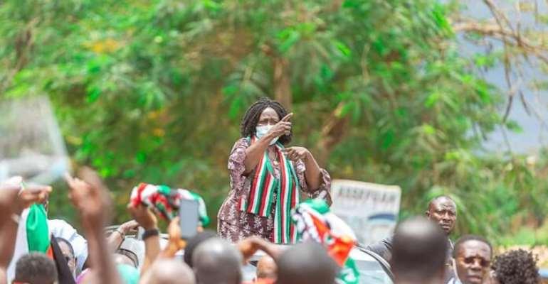 Produce Tape Of Mahama Saying He'll Abolish Free SHS Policy – Jane Naana Challenge Critiques