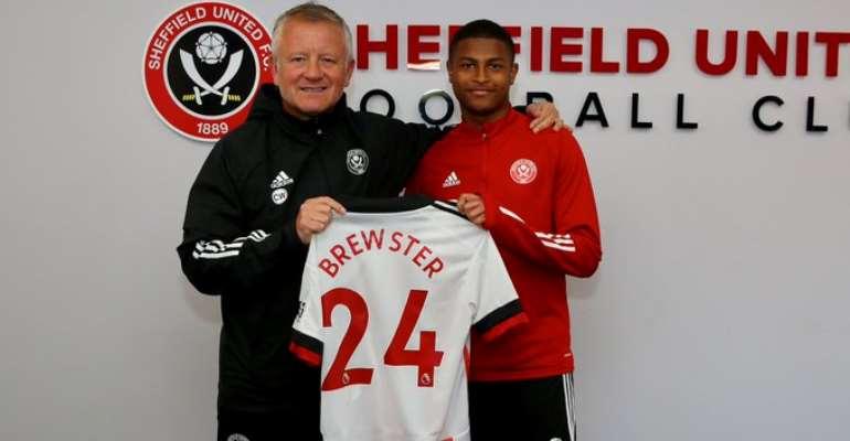 Sheffield United complete club-record £23.5million deal for Rhian Brewster