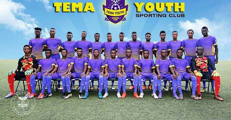 BREAKING NEWS… Tema Youth, Great Olympics and Bolga All Stars Relegated From GPL