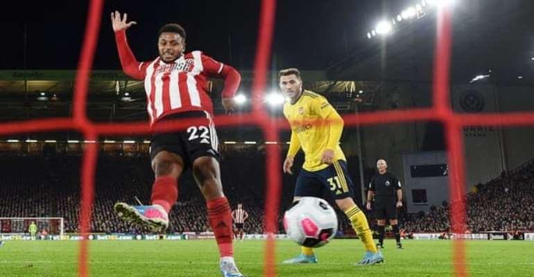 Sheffield End Arsenal's Unbeaten Run With Impressive Home Win