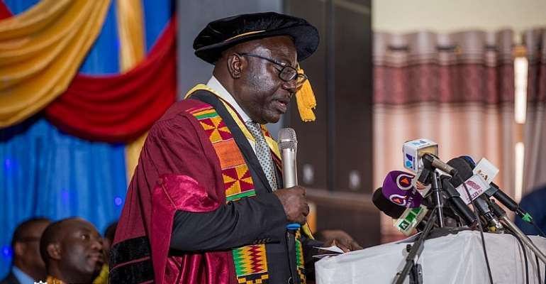 New TTU Dream: Educate, Enrich Through Applied Research — Vice Chancellor