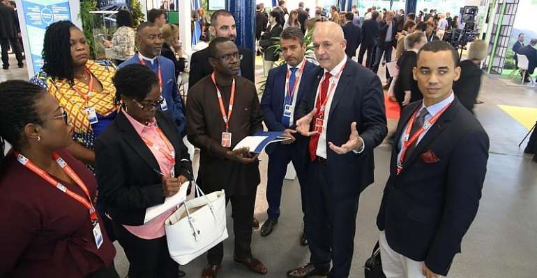 JOSPONG Group Partakes In Budapest Water Summit 2019