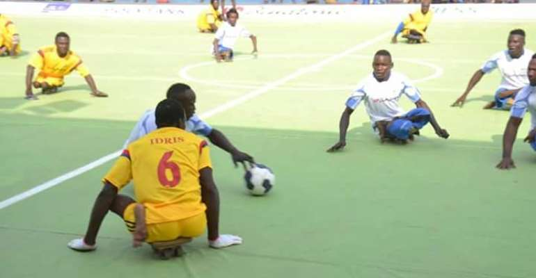 MTN Skate Soccer Thriller At Accra Sports Stadium On Saturday