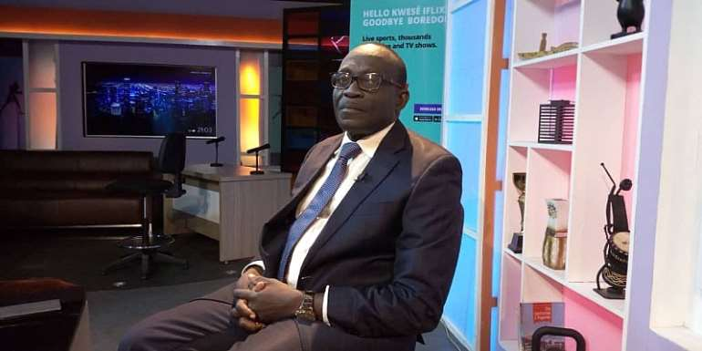Lawyer George Ankomah Mensah