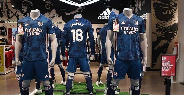 'Premier League Leads Europe In Kit Sponsorship Revenue'