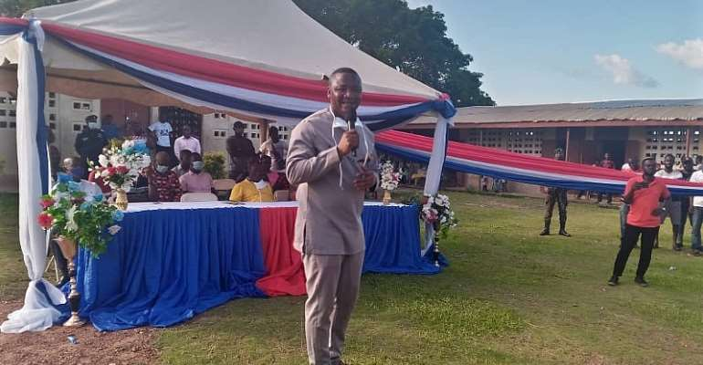 Government Launches Rural Electrification Project In The Adansi North District