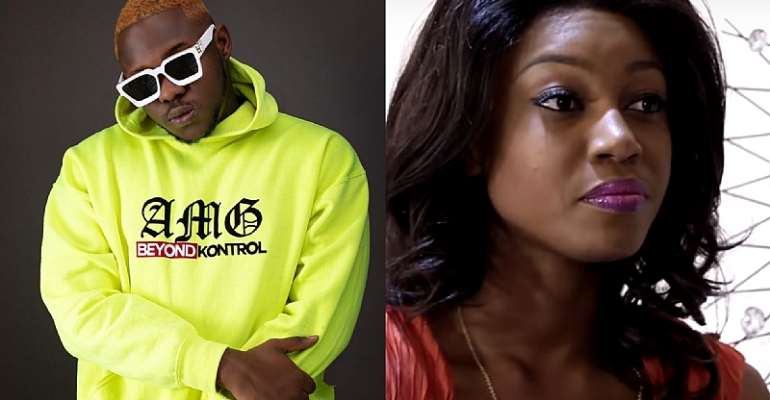 Medikal Blasts Yvonne Nelson, Other Celebs For Pressuring Akufo-Addo To React To #EndSARS Protest In Nigeria