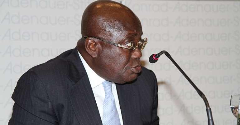 Akufo-Addo Lacks Credibility For A Second Term