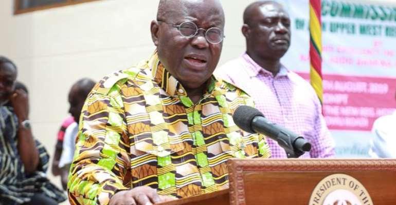 Election 2020: Akufo-Addo Woos Volta Region