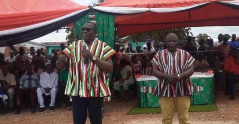 Mahama's Second Coming Is Reality – Ofosu Ampofo