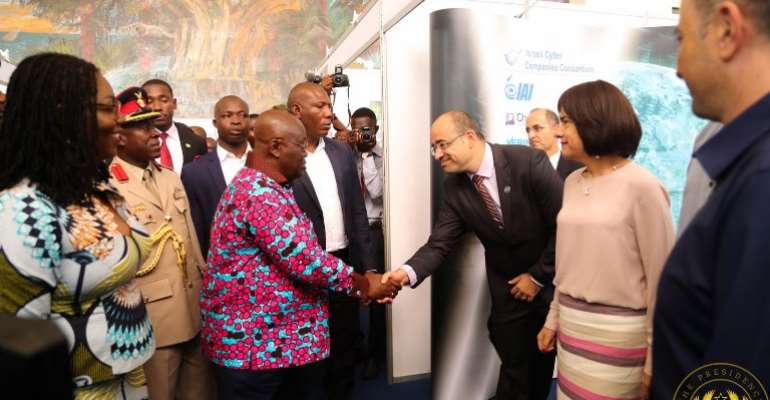 Ghana To Establish Top Of The World Cyber Security Centre