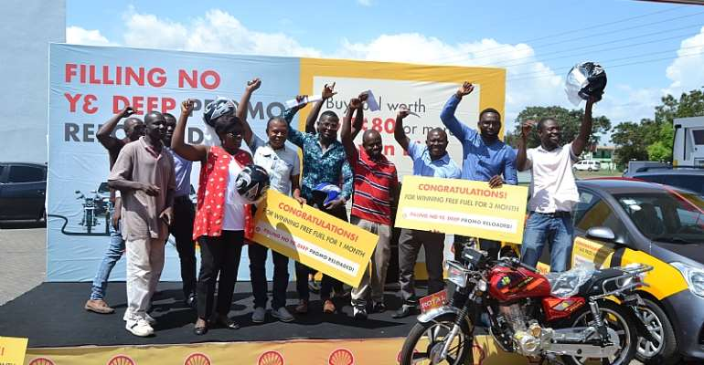 A Taxi Driver Grabs First Taxi, 21 Others Win Motorcycles