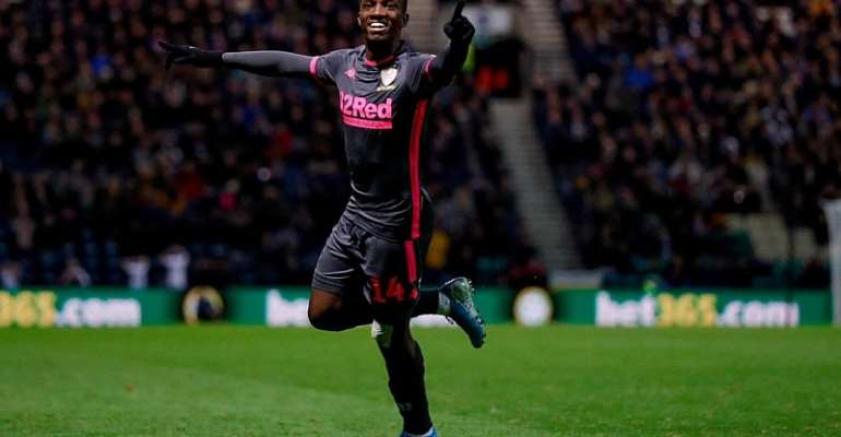 Ghanaian Youngster Eddie Nketiah Shines In Leeds United Stalemate With Preston