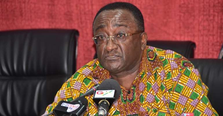 No Minister Can Match Agric Minister Dr. Afriyie Akoto's Achievements--Appiah Stadium