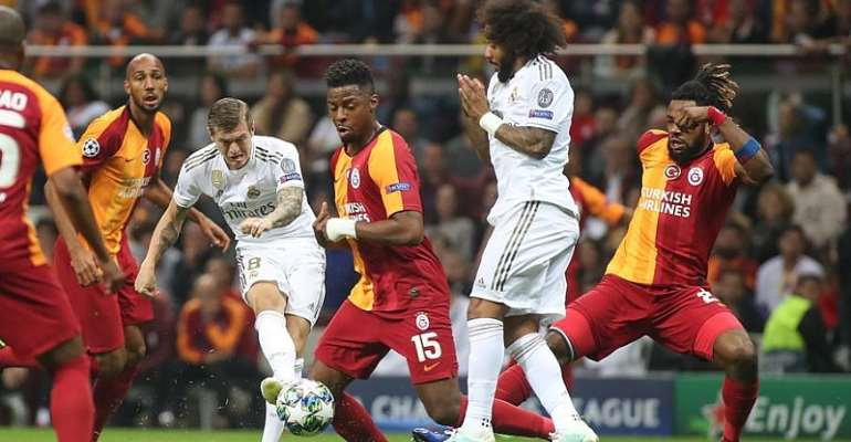 UCL: Real Madrid Get Off The Mark In UCL Through Kroos Goal