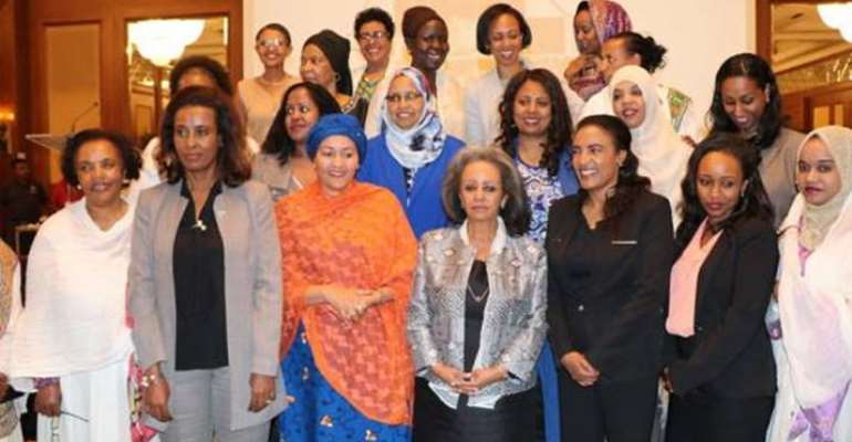 Ethiopia Launches Local Chapter Of The African Women Leaders Network