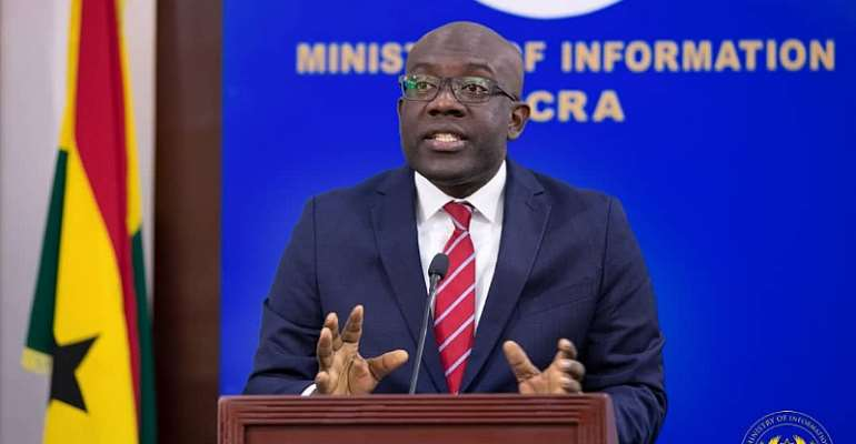 Gov't Officially Terminates PDS Deal – Oppong Nkrumah