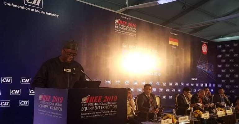 Ghana Is Transforming Its Rail Sector—Joe Ghartey, Minister For Railways
