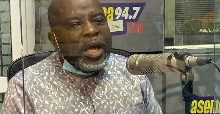 Wilfred Osei Kwaku