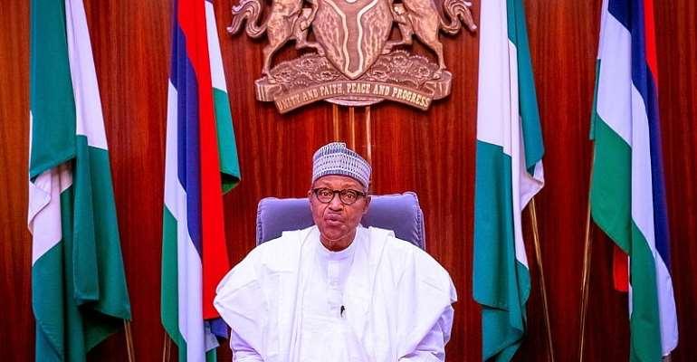 Nigeria Presidency/Handout via REUTERS