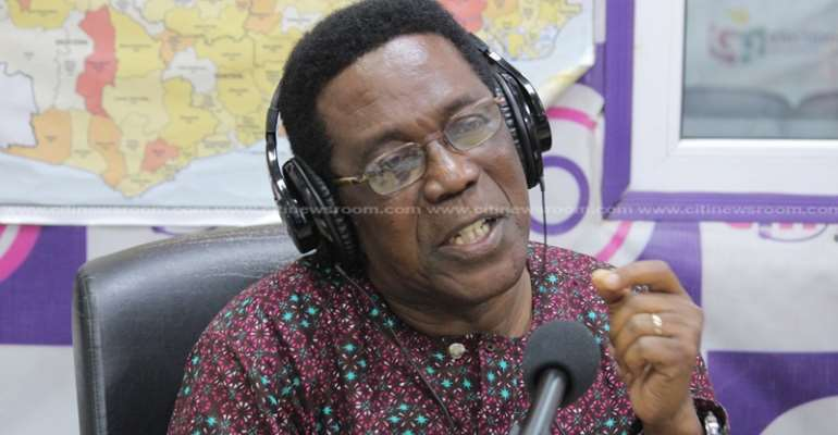 We Suspended Public Universities Bill To Consider Varied Opinions – Prof. Yankah