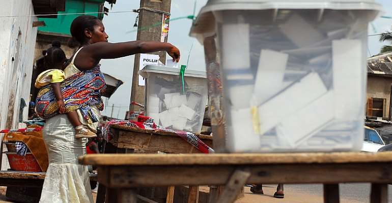 Voters Registration For Ghana 2020 Elections: An Analysis Of Ashanti Region Electoral Votes