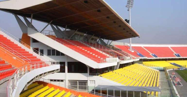 Oti Region To Get Ultramodern Sports Stadium