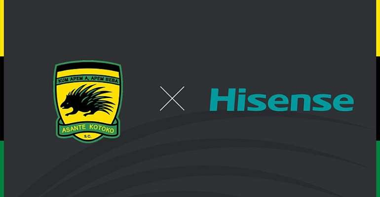 Kotoko partnership deal with Hisense