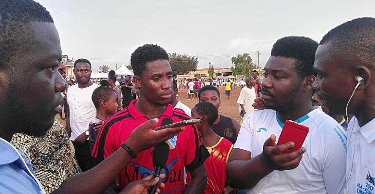 La Beat Ada To Qualify In McDan Ga Adangbe Unity Cup