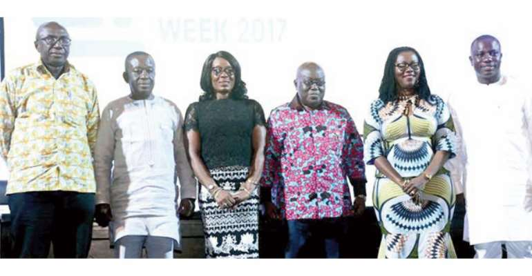 President Akufo-Addo Worried Over Rising Cases Of Internet Fraud 'Sakawa'