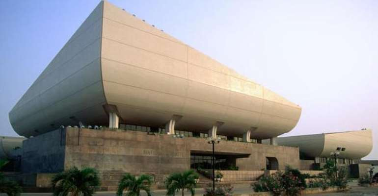 Opinion: Close Down The 'Oven' Called National Theatre