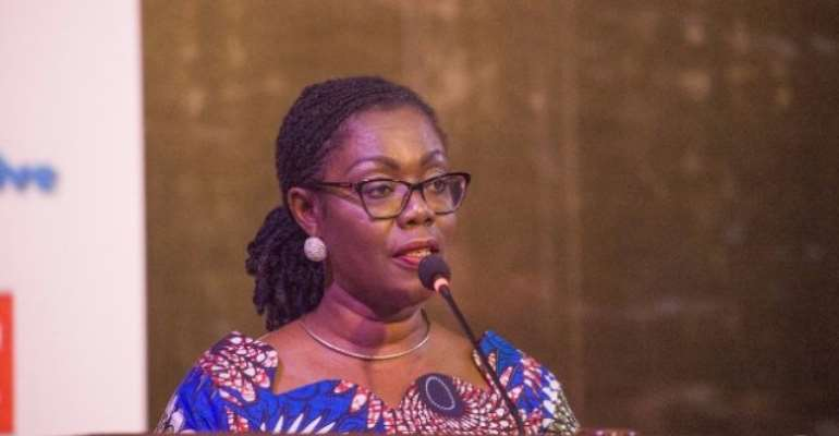 Livestreaming: Ursula Owusu Speaks To JoyNews