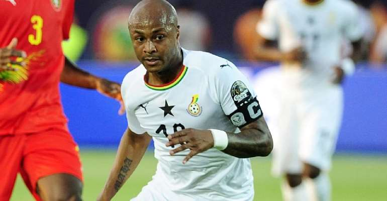 Andre Ayew Unhappy With Retrogression Of Ghana Football