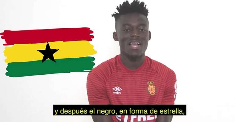 Real Mallorca Midfielder Iddrisu Baba Talks About Ghana, His Idol & His Hopes For The Future