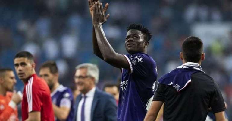 Ghanaian Defender Mohammed Salisu Surprised By Meteoric Rise At Real Valladolid