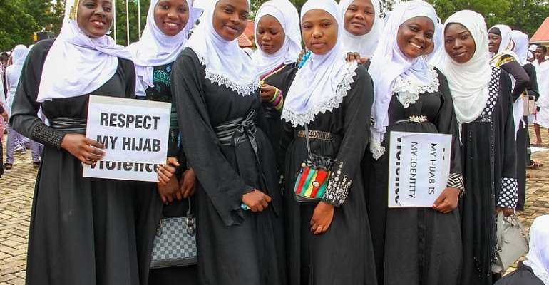 I Stand For Hijab