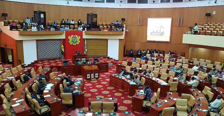 Parliament Suspends Sitting Over Fisheries Minister's Absence