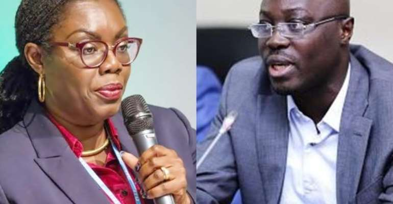 Ato Forson Fires Ursula; 'I Refuse To Join You In Your Brothel'