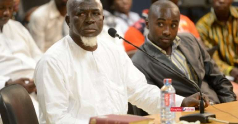 GFA Elections: Alhaji Grusah Stunned As He Misses Out On Exco Slot
