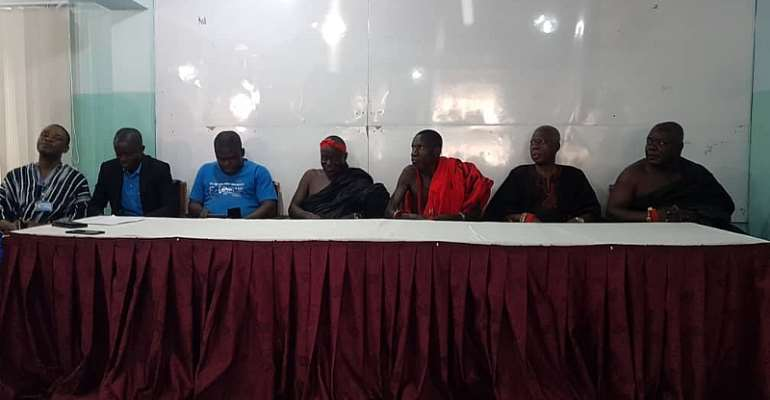 CCWF Calls On The President To Address Wassa-Fiase Chieftaincy Issues