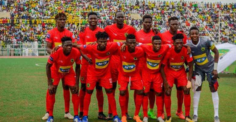 CAF CC: Kotoko Must Make Experience Count Against San Pedro