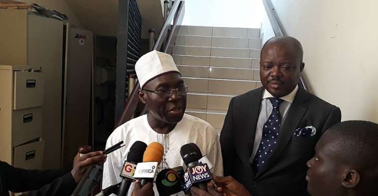 Inusah Fuseini Defends Mahama's Amnesty For Jailed 'Galamseyers' Promise