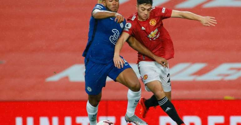 PL: Man Utd And Chelsea Play Out Drab Draw