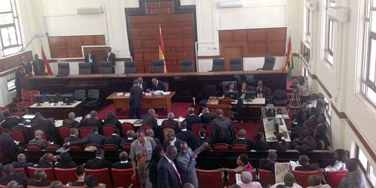 NPP Germany welcomes Supreme Court's unanimous dismissal of 2020 Election Petition