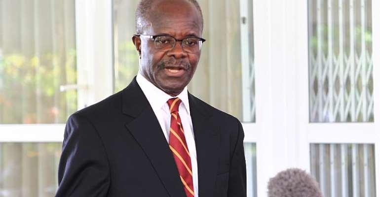 Dr. Kwesi Nduom
