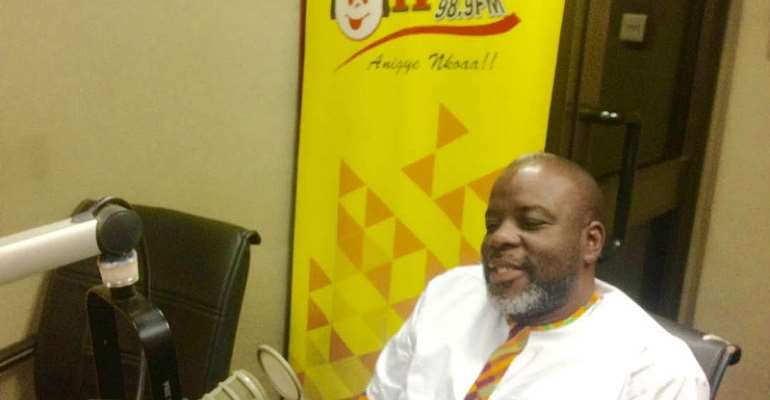 2019 GFA Presidency Will Not Be Decided On Propaganda - Osei Palmer