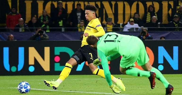 Champs League: Dortmund Turn On The Style Against Atletico